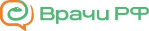 логотип врачи рф